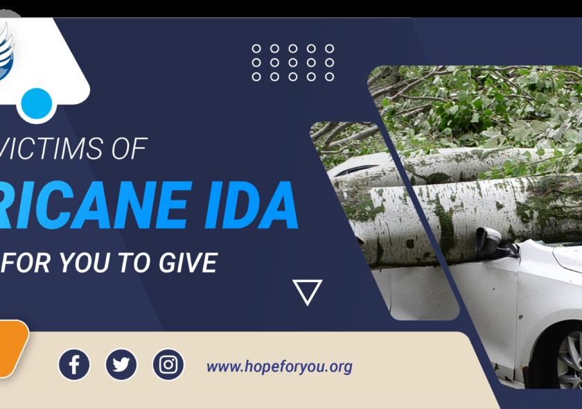 Disaster Relief Program for Hurricane Ida